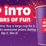 Chuck E. Cheese's Rip It, Win It Instant Win Game 2017 (RipItWinIt.com)