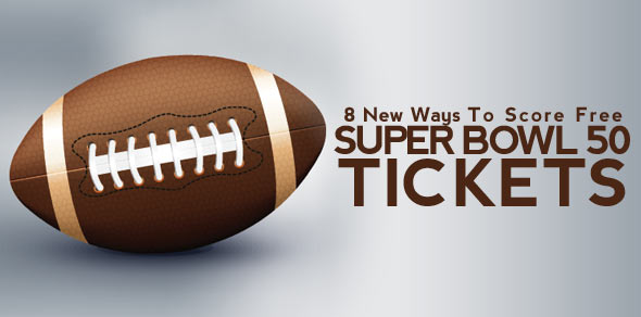 ree Super Bowl 50 Tickets
