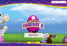 2016 Cheetos Egg Creator Promotion