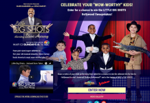 LittleBigShotsSweeps.com: Little Big Shots Hollywood Sweepstakes