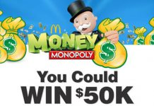 McDonalds Monopoly Game 2016