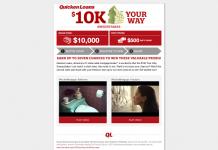 QuickenLoans10KYourWay.com: Quicken Loans $10K Your Way Sweepstakes