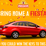 Mission Bring Home A Fiesta Sweepstakes 2017