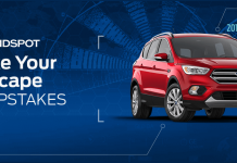 NBC and Ford Make Your Escape Sweepstakes at nbc.com/ford
