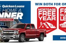 DriveHomeAWinner.com Quicken Loans Drive Home A Winner Sweepstakes 2016