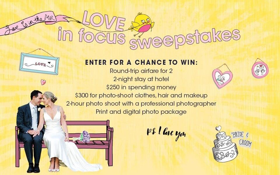 Valpak Get Away Together Giveaway (valpak.com/bride)