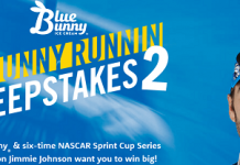 BunnyRunnin.com - Get Your Bunny Runnin Sweepstakes Is Back