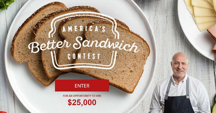 2015 America's Better Sandwich Contest
