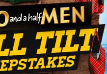 LAFullTilt.com - Two And A Half Men Full Tilt Sweepstakes