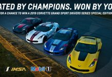 Race to Win Corvette Sweepstakes At RaceToWinCorvette.com