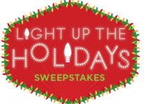 Hallmark Channel Light Up the Holidays Sweepstakes