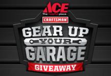 AceCraftsmanGiveaway.com - Ace Craftsman Gear Up Your Garage Giveaway