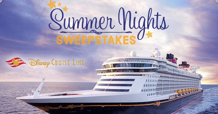 Hallmark Channel Summer Nights Sweepstakes