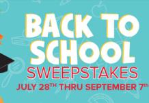 Marsh.net/B2S - Marsh Supermarkets Back To School Sweepstakes 2016