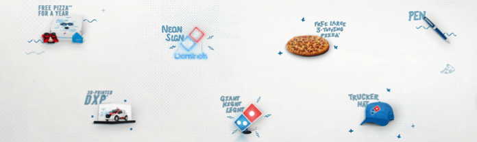 Domino's Pizza Payback