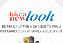 TakeANewLookRewards.com - Take A New Look Sweepstakes 2016