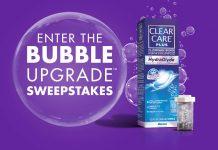 BubbleUpgradeSweepstakes.com - Clear Care Plus Bubble Upgrade Sweepstakes 2016