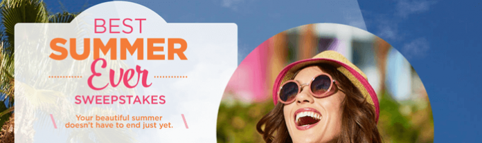 Ulta.com/BestSummerEverSweeps - Ulta Best Summer Ever Sweeps