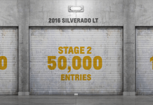 Win A Chevy Silverado At WinYourChevy.com Now