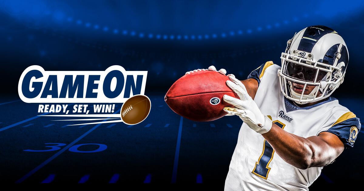 GameOnSoCal.com - Ready, Set, Win At Albersons!
