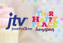 JTV Your Happy Place Sweepstakes 2017