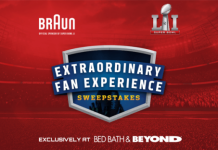 FanSweeps.com - Braun Extraordinary Fan Experience Sweepstakes