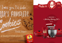 Sun-Maid Bake it for Santa Sweepstakes (BakeItForSanta.com)