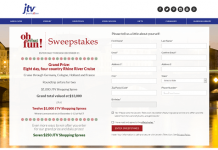 JTV Oh What Fun Sweepstakes (JTV.com/Fun)