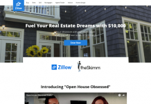 Zillow Open House Obsessed Sweepstakes