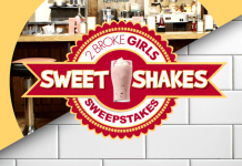 2 Broke Girls Sweet Shakes Sweepstakes 2016