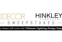 ELLE Decor Hinkley Lighting Sweepstakes (ElleDecor.com/HinkleyLighting)
