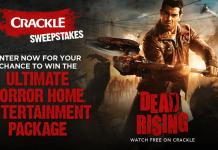 Fandango Crackle Dead Rising Sweepstakes