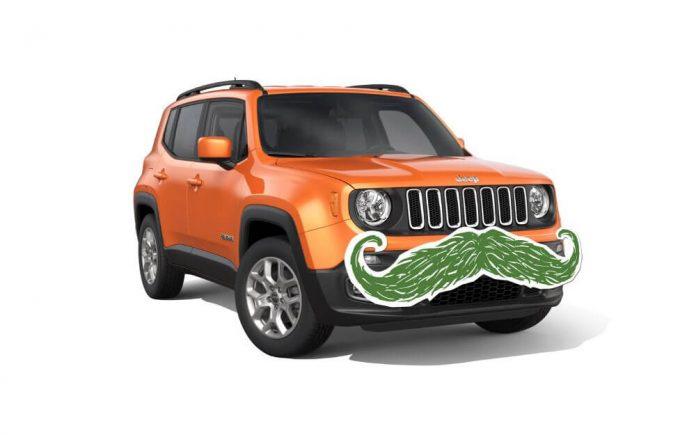 Jeep Movember Contest (Jeep.com/Movember)