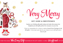 Bon-Ton Very Merry Gift Guide & Sweepstakes 2016 (BonTon.com/VeryMerry)