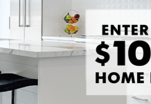 USA Today Houzz Home Design Sweepstakes