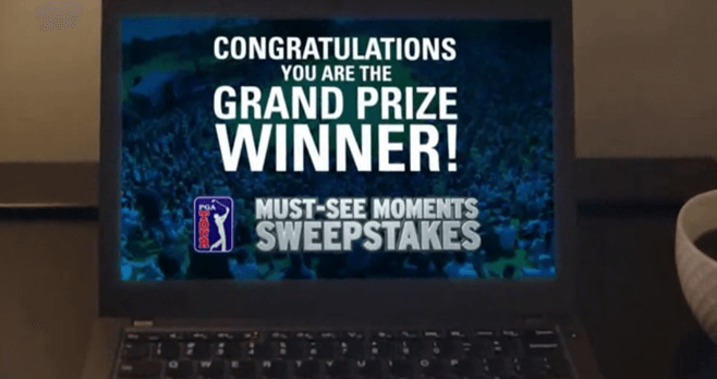 PGA TOUR Must See Moments Sweepstakes 2017 (PGATour.com/MustSeeSweeps)