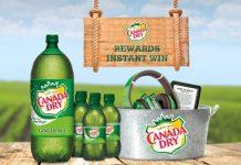 Canada Dry Rewards Instant Win (CanadaDryInstantWin.com)