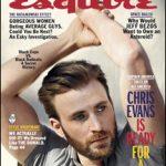 Esquire Magazine Cover Featuring Chris Evans