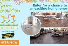 Hallmark Channel Spring Renovation Sweepstakes 2017