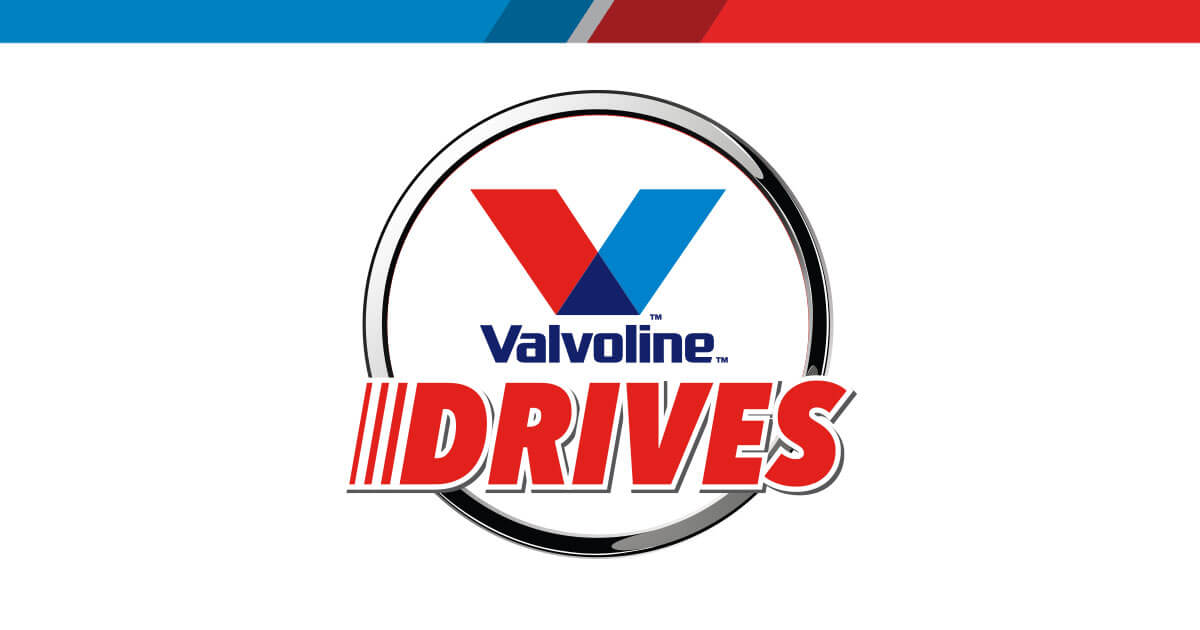 Valvoline Drives Sweepstakes & Instant Win Game (ValvolineDrives.com)