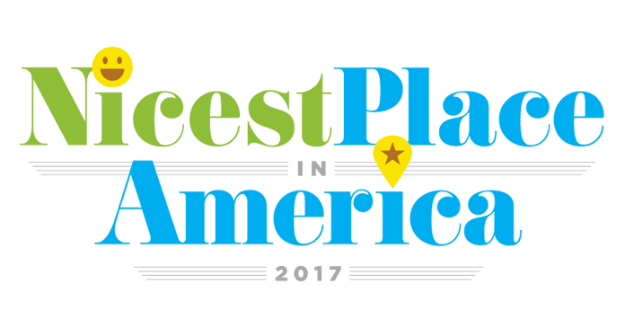 Reader's Digest Nicest Place In America Sweepstakes