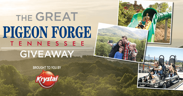 The Great Pigeon Forge Giveaway