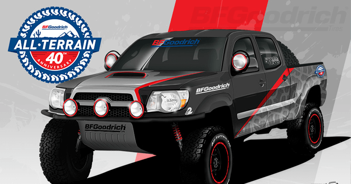 BF Goodrich Tires Sweepstakes By PowerNation