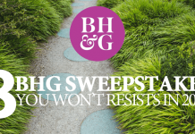 BHG Sweepstakes 2017