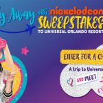Fly Away With Nick Sweepstakes