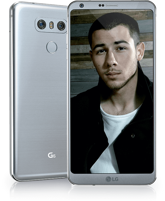 Sing With LG Contest Featuring Nick Jonas