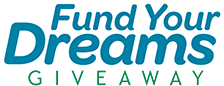 Fund Your Dreams Giveaway Prizes