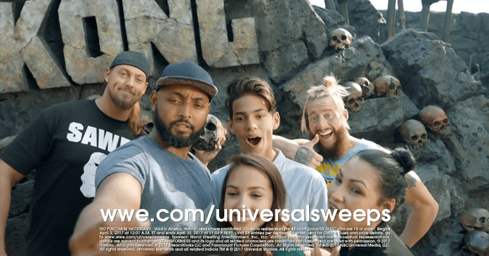 universal sweepstakes wwe wwe sweepstakes 2017 meet enzo and cass at universal 4977