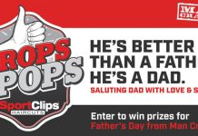 Sport Clips Father's Day Sweepstakes
