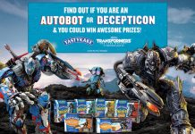 Tastykake & Transformers: The Last Knight Sweepstakes